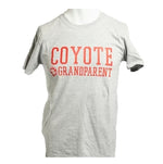 Gray Coyote Grandparent Tee