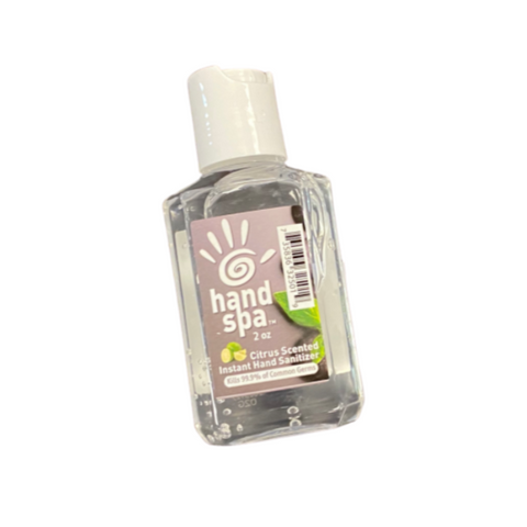 Handspa Hand Sanitizer 2 oz
