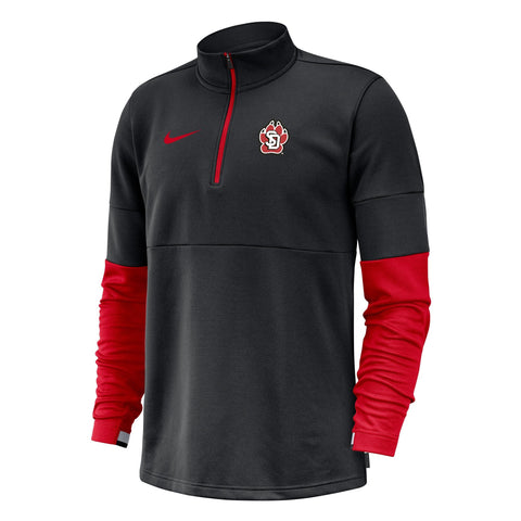 Men's Half-Zip Performance Top