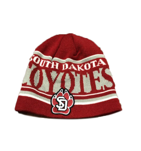 Load image into Gallery viewer, Men's Knit Coyotes Hat