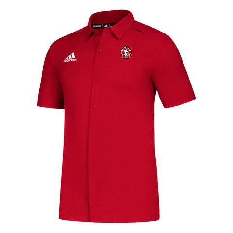 Men's Adidas Red Gamemode Polo