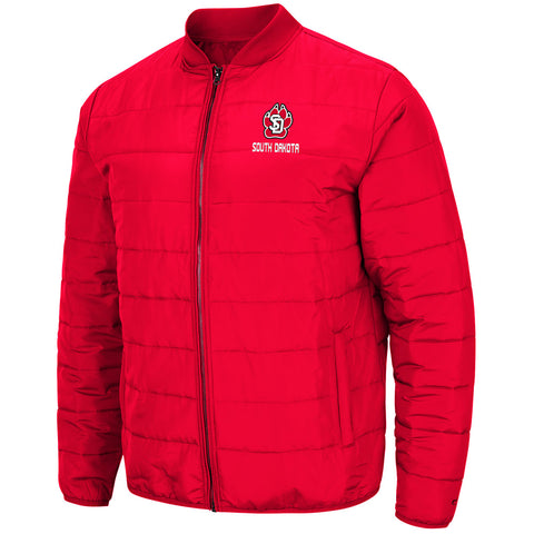 Men's Jacket Red Packable SD Paw