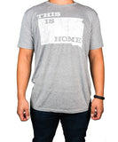 Heather Gray 'This Is Home' Tee