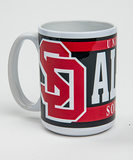 University of South Dakota Mug
