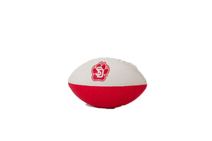 "Load image into Gallery viewer, 6"" Red Foam Football"