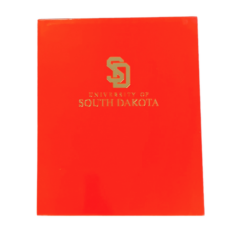 Red & Gold USD Folder