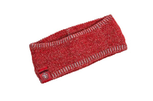 Red & Gray Adidas Flecked SD Coyotes Headband
