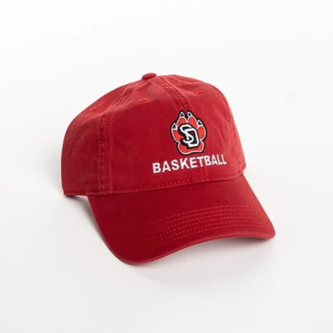 Red Hat with SD Paw Name Drop