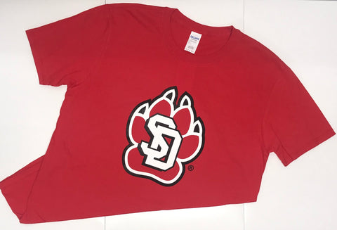 Red SD Paw Tee