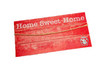 SD Paw Home Sweet Home Sign