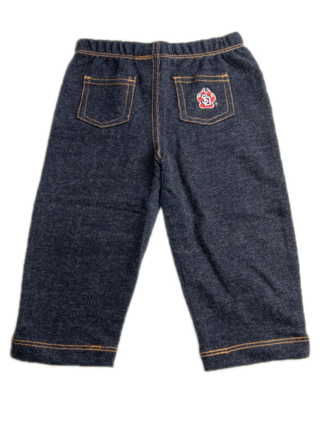 SD Paw Pocket Jean