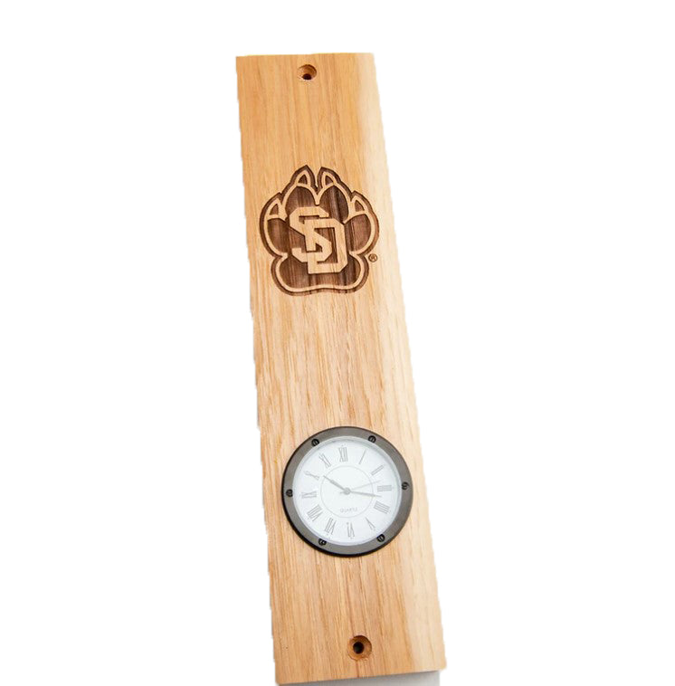 SD Paw Wall Mount Clock