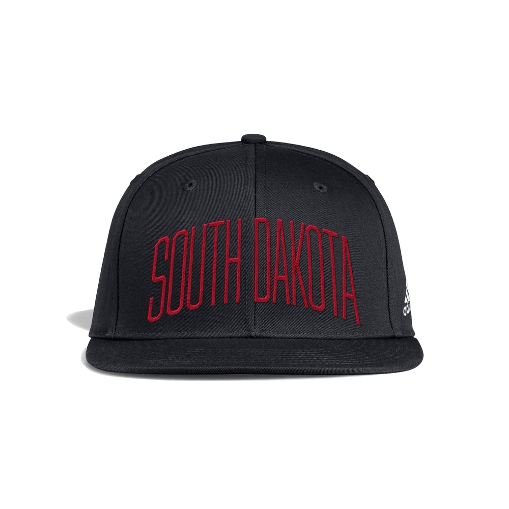 Load image into Gallery viewer, Snapback Black Hat South Dakota