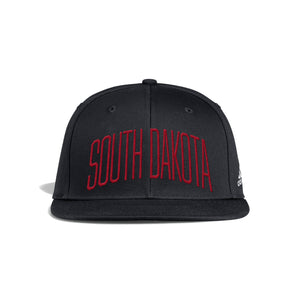 Snapback Black Hat South Dakota