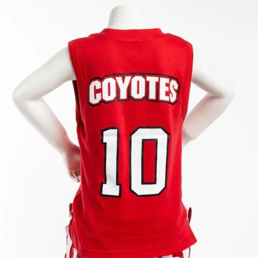 Toddler Basketball Jersey