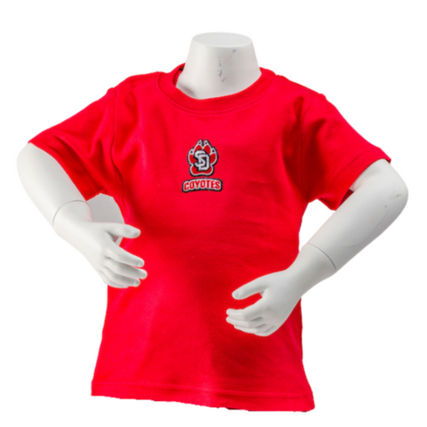 University Infant and Toddler Red Tee