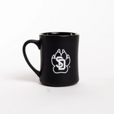Black USD Dad Mug