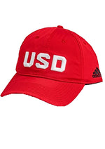 USD Red Adidas Hat
