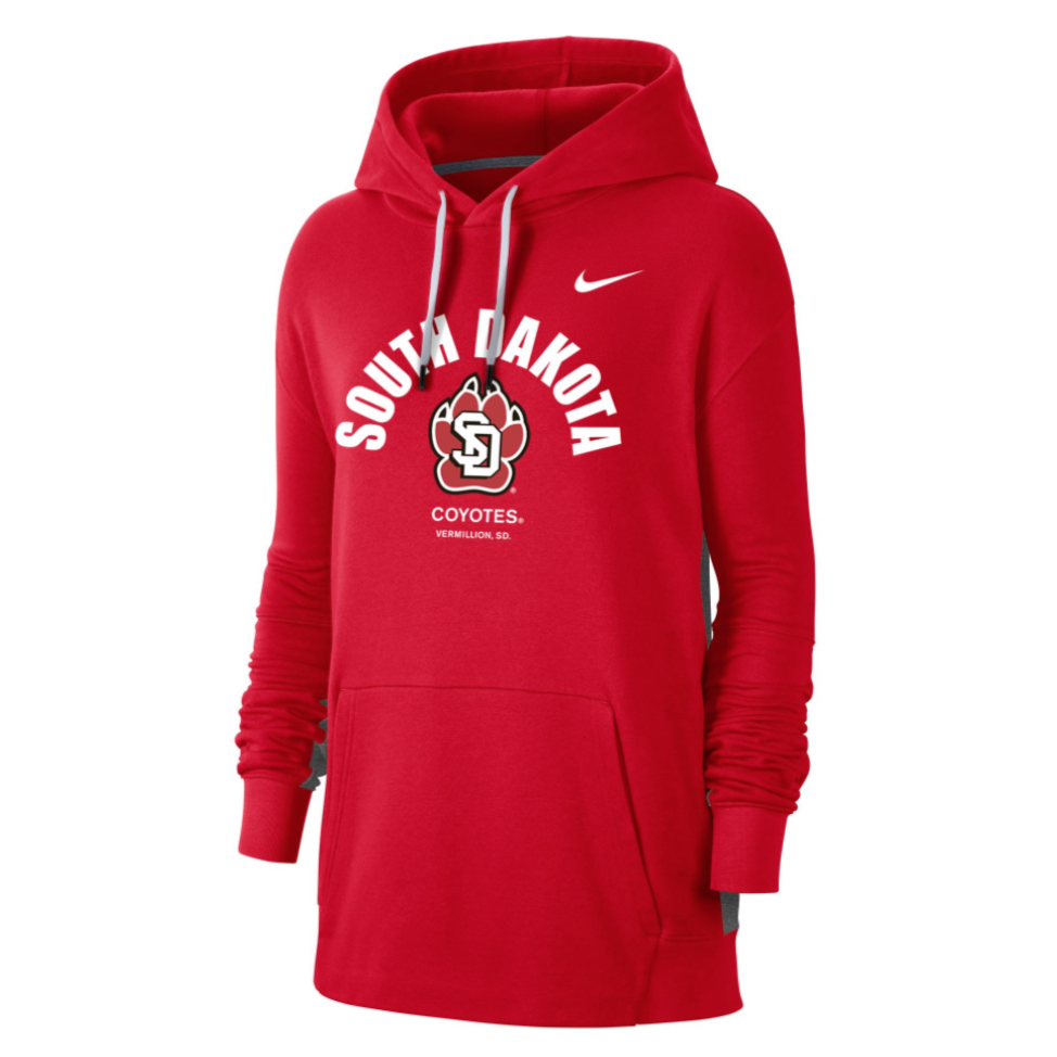Women's Fleece Pull Over Hoodie