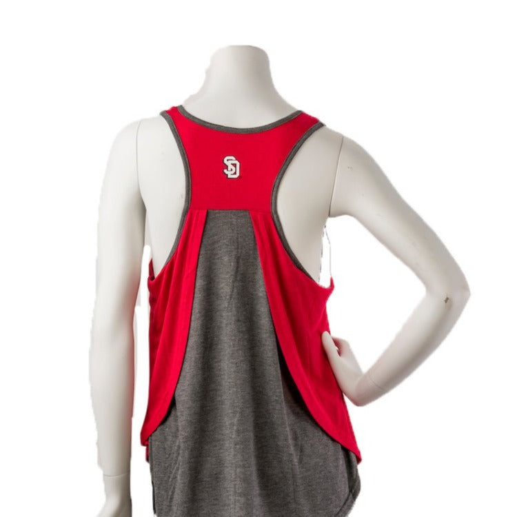 Women's Flow Tank with Tulip Back