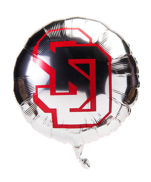 Load image into Gallery viewer, Silver SD Mylar Balloon