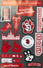 Stickers USD Logos