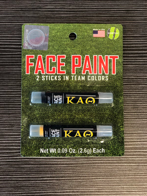 Face Paint Sororities