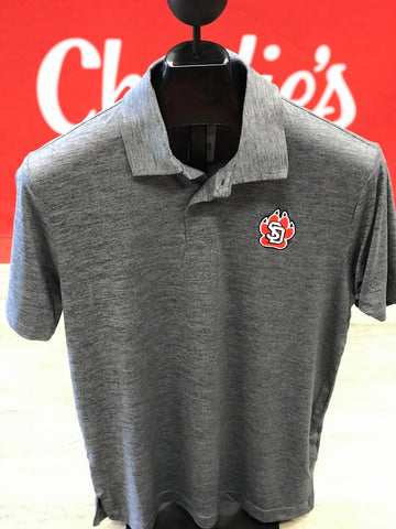 Men's Polo Cool Last Two-Tone Lux