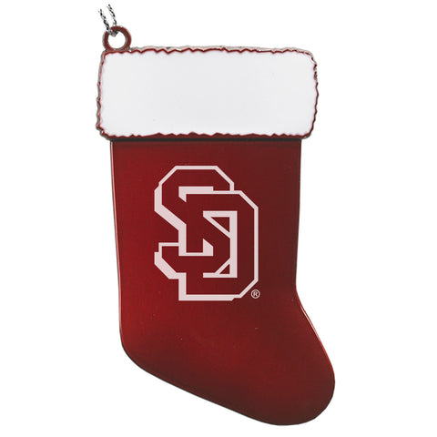 SD Stocking Ornament