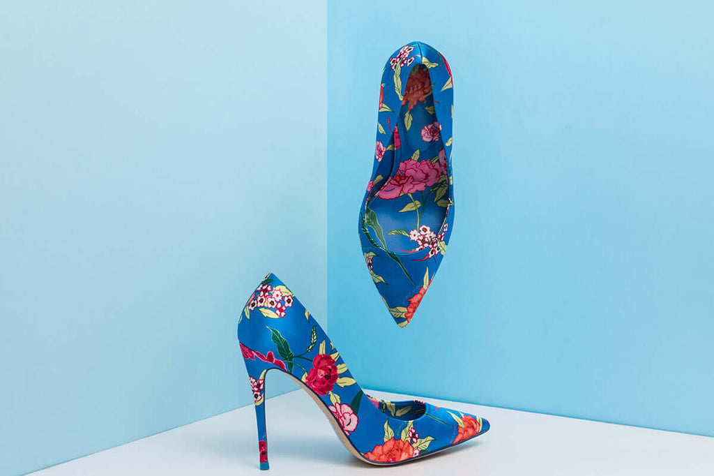 heels, stilettos, shoes, sandals and ballies at blingfeed.com