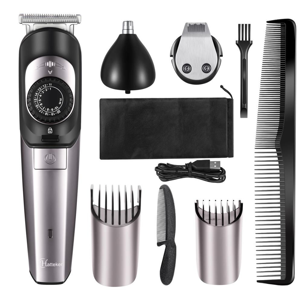 3 in 1 Profession Hair Clipper Nose Hair Trimmer