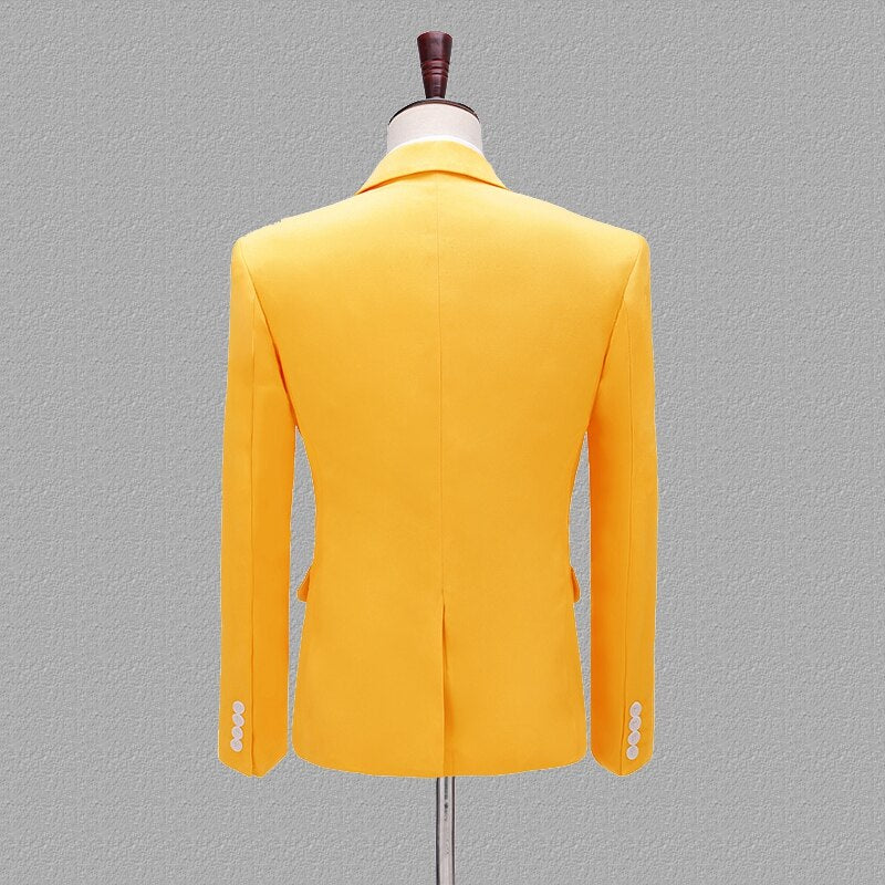Slim Fit Smart Casual Suit