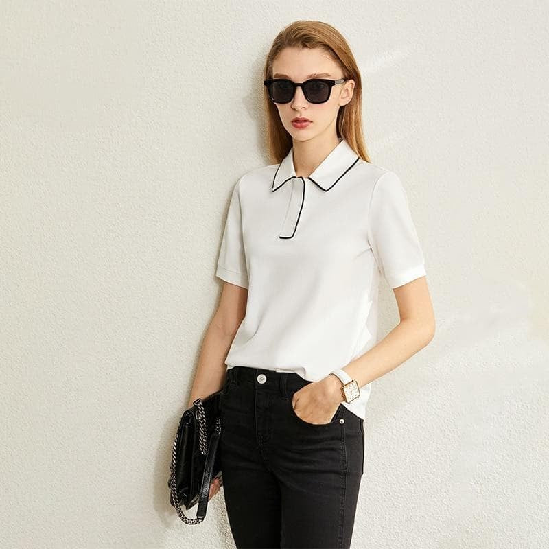 Polo Shirt Top