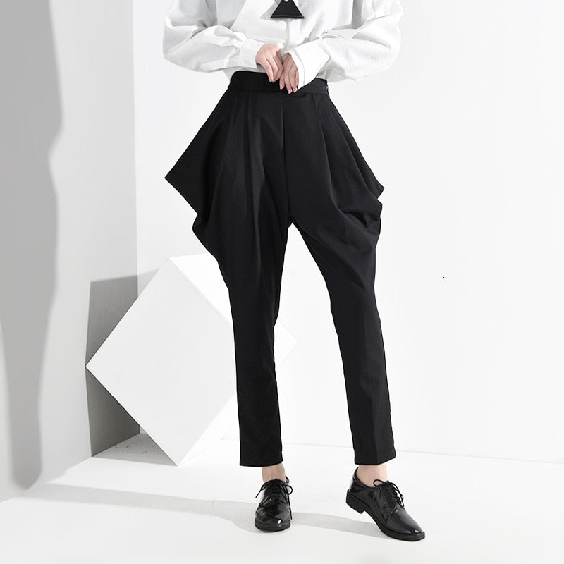 Trendy High Waist Pants