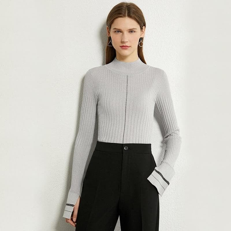 TB0eba4mHZ17dojCq26 Slim Fit Turtleneck Sweater