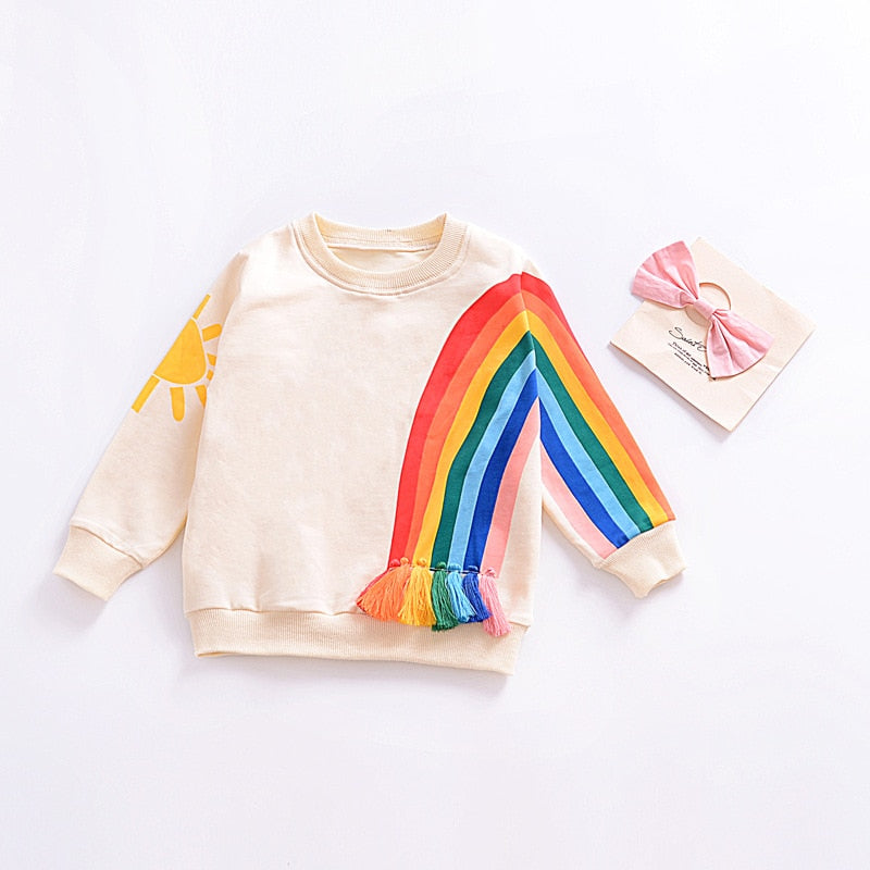 Cute Long Sleeved Sweater T-shirt