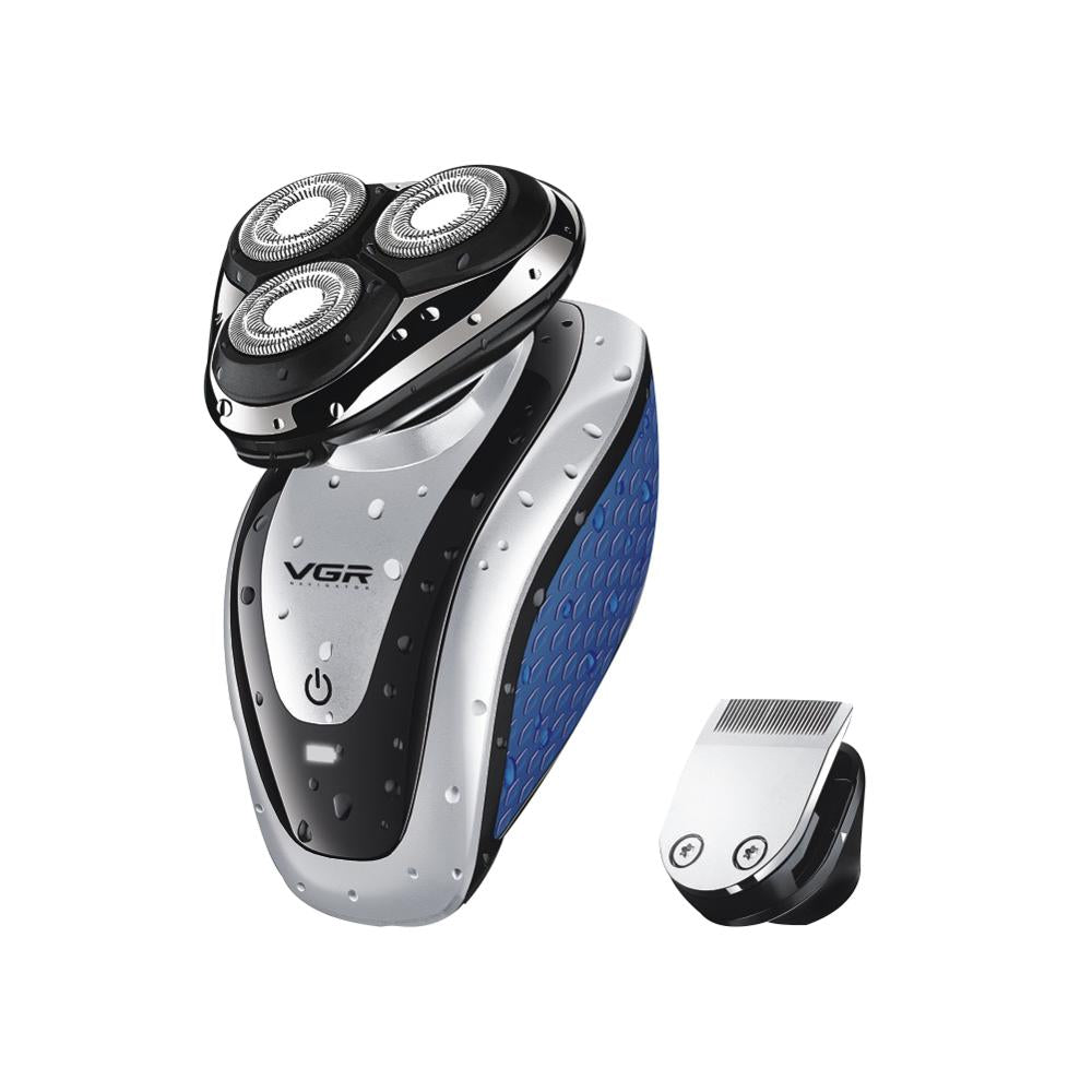 Rechargeable Wet & Dry Rotary Shaver