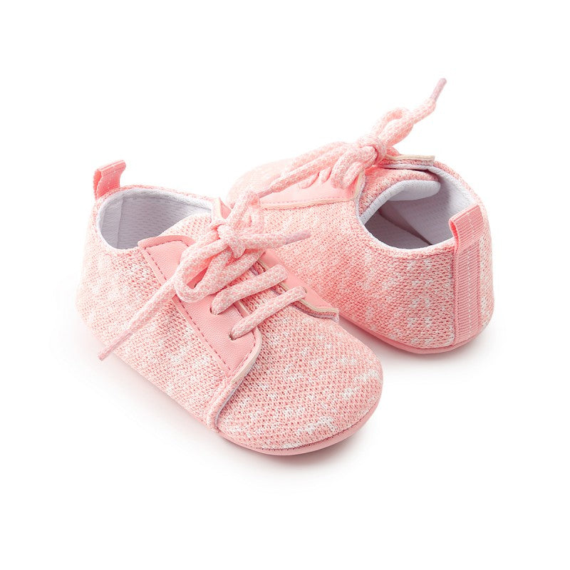 Infant Lace-Up Sneakers