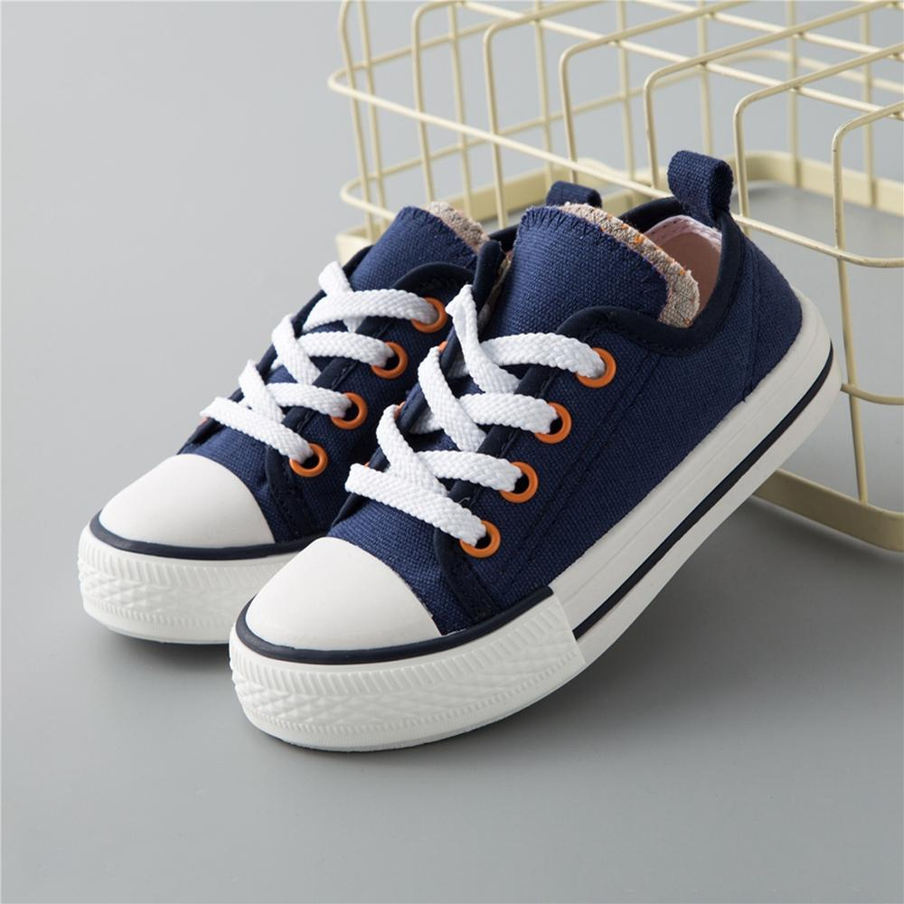 Toddler Canvas Sneakers