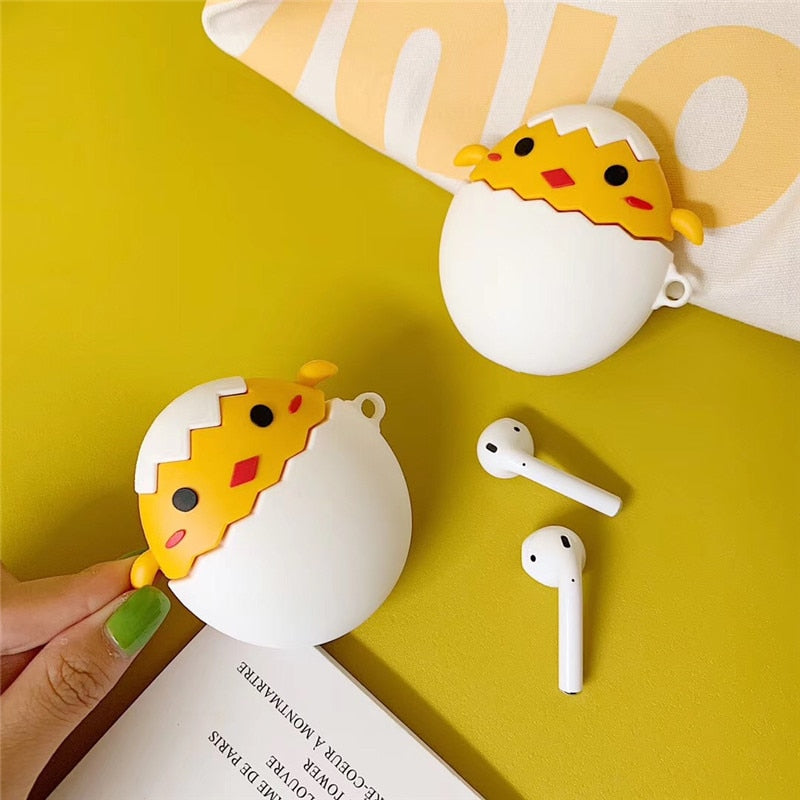 AirPods Silicone Protective Cover (Style)