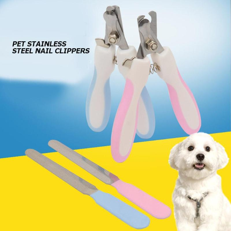 Pet Nail Clippers Set