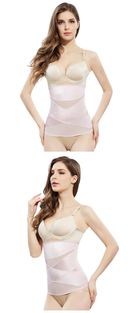 Body Shaper Waist Cincher - 2 Pcs