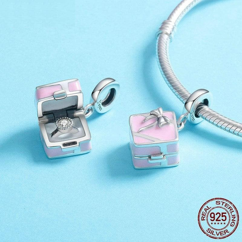 925 Sterling Silver Charm Pendant