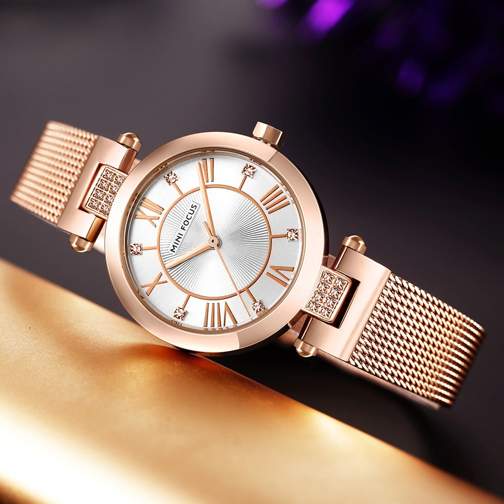 Stainless Steel Wristwatch