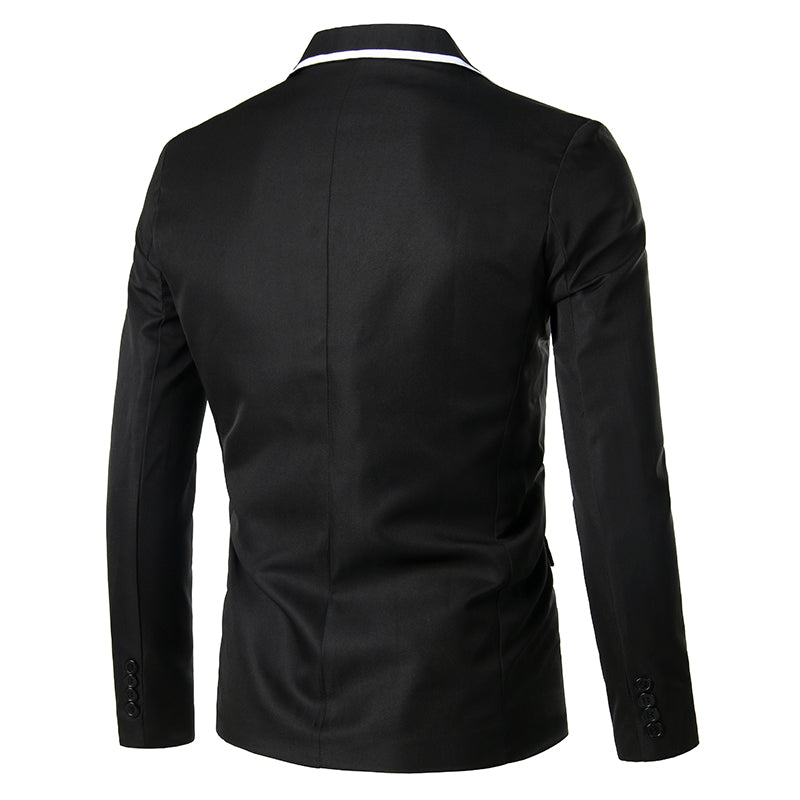 Slim Fit Casual Blazer