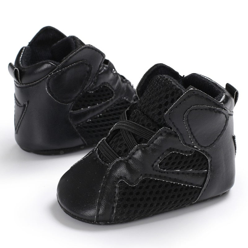 Anti-Slip Breathable First Walkers Baby Sneakers