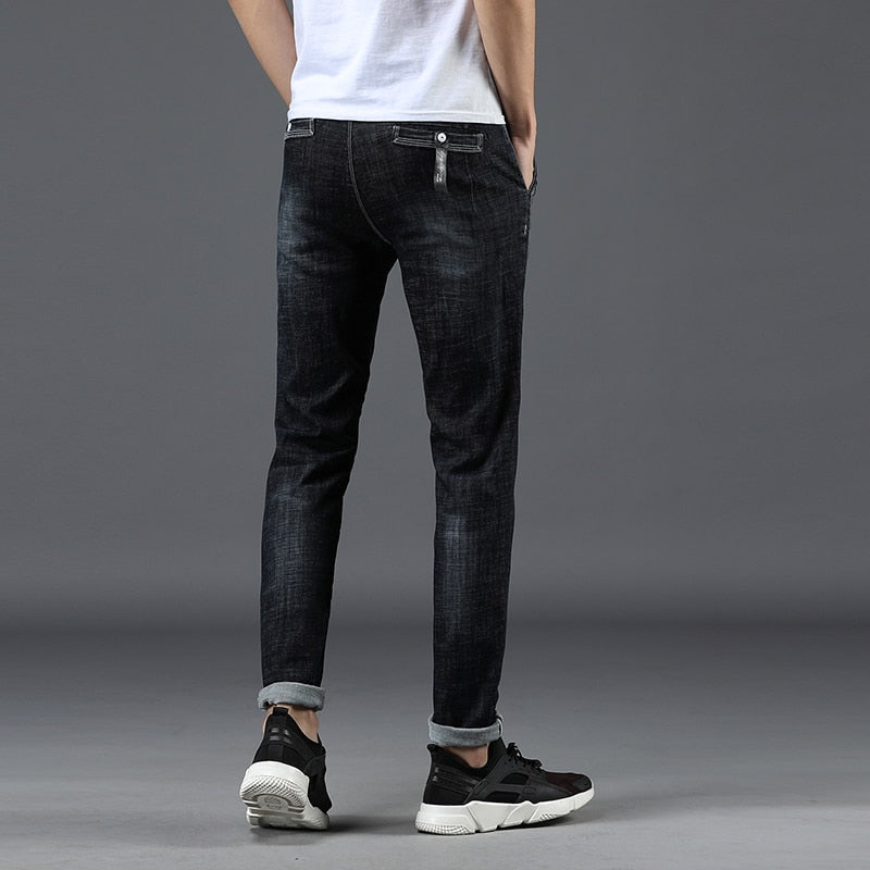 Trendy Straight Fit Jeans