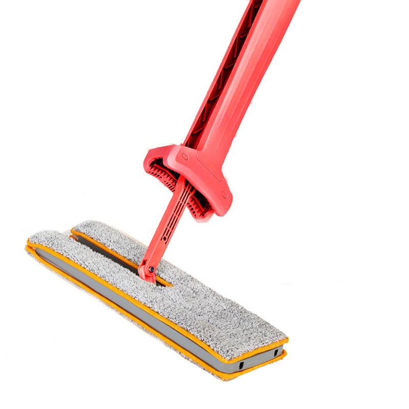 Switch'n Clean Double Sided Flat Telescopic Self-Wringing Mop