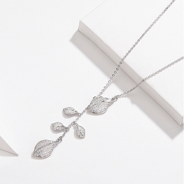 Authentic 925 Sterling Silver Link Necklace