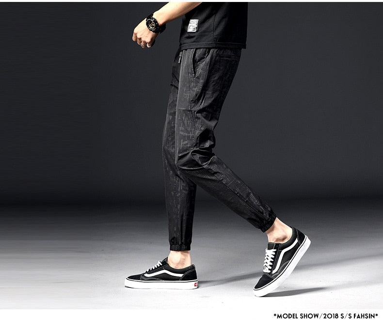 Slim Fit Jogger Pants